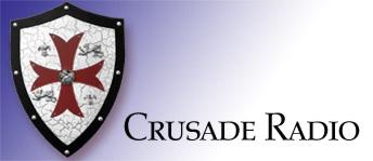 Crusade Radio logo